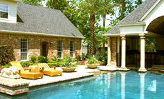 Houston area landscaping