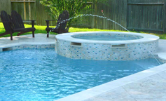 Houston area pools and spas