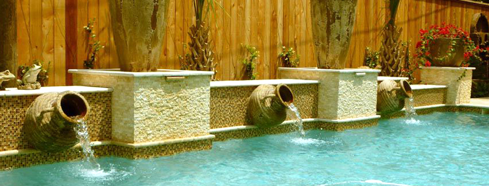 Houston swimming pools and spas