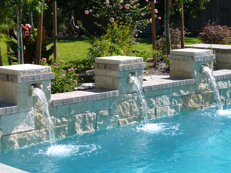 Houston pool design gallery for Pool design houston tx